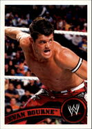 2011 WWE (Topps) Evan Bourne 53