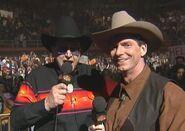 Vince McMahon & Gorilla Monsoon