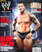WWE Magazine August 2013
