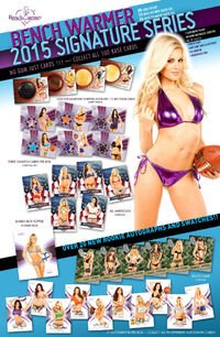 2015 Bench Warmer Signature Series