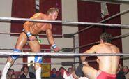 48166 Chris Andrews in-ring