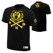 Big Show Crossbones Authentic T-Shirt