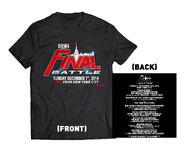 Final Battle 2014 T-Shirt