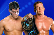 Intercontinental Champion Cody Rhodes vs. Ted DiBiase (Title Match)