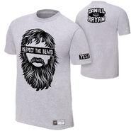 Daniel Bryan Respect The Beard T-Shirt.1
