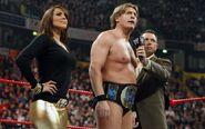 Raw 11-10-08 Regal Interview