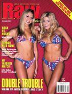 Raw Magazine December 2001