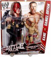 WWE Battle Packs 21 Daniel Bryan & Kane