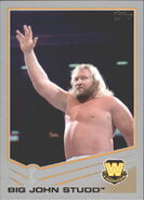 2013 WWE (Topps) Big John Studd 86