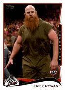 2014 WWE (Topps) Erick Rowan 19