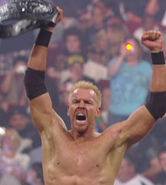 2nd reign as ecw champion christian