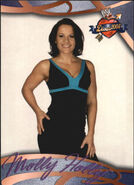 2004 WWE Divas 2005 (Fleer) Molly 6