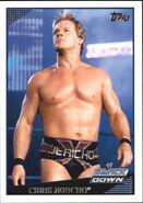 2009 WWE (Topps) Chris Jericho 14