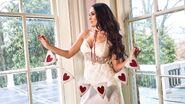 Nikki Bella Valentine's Day 2017