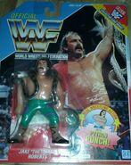WWF Hasbro 1990 Jake Roberts