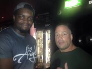 Big T Justice & Rob Van Dam