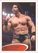 2012 WWE (Topps) Mason Ryan 81