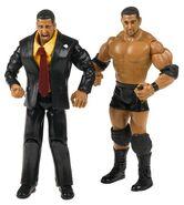 WWE Adrenaline Series 14 Muhammad Hassan & Khosrow Daivari