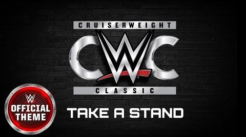 WWE Cruiserweight Classic - Take A Stand (Official Theme)