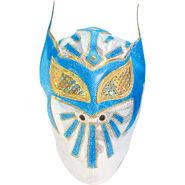 Sin Cara White & Blue Replica Mask