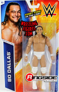 WWE Series 49 Bo Dallas