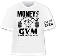 Sammy Guevara Gym T-shirt