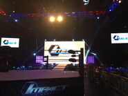 TNA Impact Wrestling Stage Jan 5-9, 2016 Part2