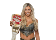 Charlotte WWE Champ