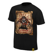 Finn Bálor Summon The Demon Authentic T-Shirt