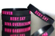 Reby Sky Diva Overachiever Bracelet