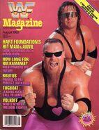 August 1990 - Vol. 9, No. 8
