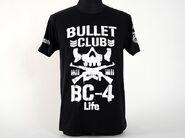 Bullet Club 4 LIFE T-Shirt