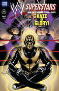WWE Superstars Comic 6