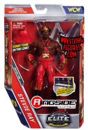 Stevie Ray (Harlem Heat) (WWE Elite 46)