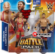 WWE Battle Packs 35 - Rybaxel
