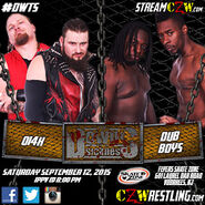 CZW Down With The Sickness 2015 7