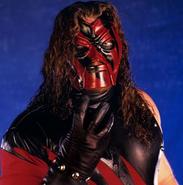Kane Masked Promo