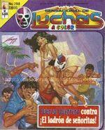 Sensacional de Luchas 298