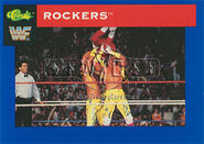 1991 WWF Classic Superstars Cards Rockers 11