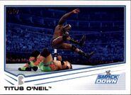 2013 WWE (Topps) Titus O'Neil 79