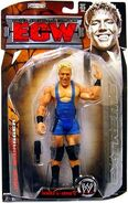 ECW Wrestling Action Figure Series 5 Jack Swagger