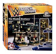 WWEStackdownTheRhodesBrothers
