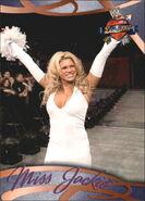 2004 WWE Divas 2005 (Fleer) Jackie Gayda 51