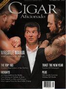 Cigar Aficionaado Magazine December 1999 Issue
