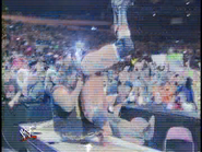 Royal Rumble 2000 Foley Piledrives Triple H