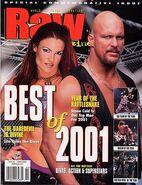 WWF Raw Magazine February 2002