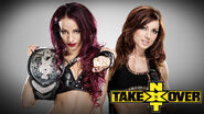 NXT Takeover- Unstoppable - Sasha Banks vs. Becky Lynch