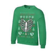 AJ Lee Ugly Holiday Sweatshirt