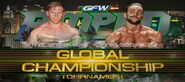 GFW Global Title Tournament (Myers vs Mordetzsky)