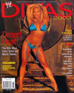 WWE Divas Magazine 2003 Issue